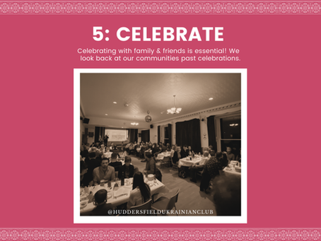 5 of 5: Celebrate with family & friends