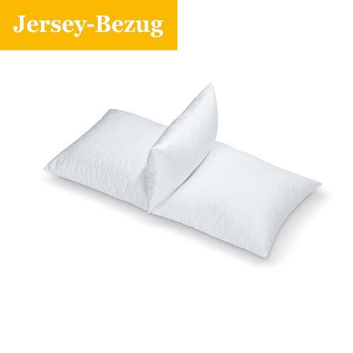 Jersey Bezug für Fuß- und Beinhöckerkissen