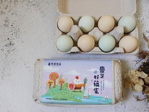 【靈芝好藴蛋X16盒】水煮蛋最美味