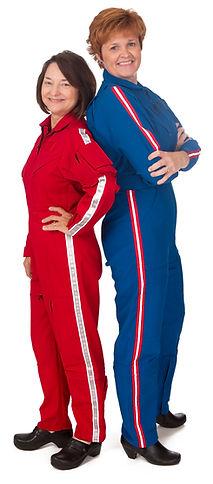 Women's Nomex and Poly Cotton Flight Suit