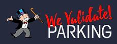 We validate parking