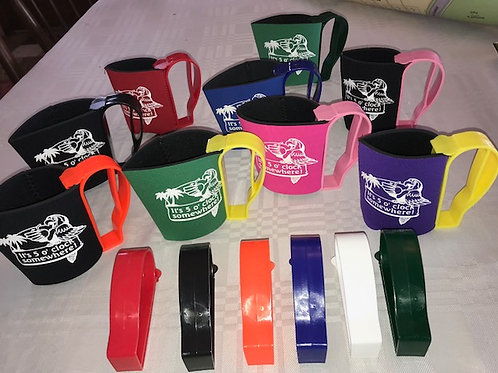 Hugger Handle & Koozie Combo - Choose Your Colors