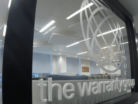 Big is better for digital transformation at The Warranty Group