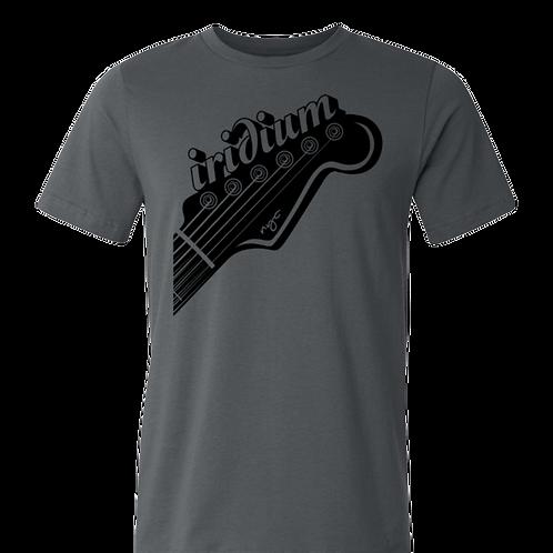 Iridium Guitar Head T-Shirt