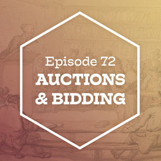 Episode 72: Auctions and Bidding