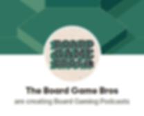 Board Game Bros Patreon