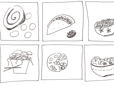 """🍳 """"Nevím, co vařit"""" aneb 10 hlavních jídel z 1 nákupu"""