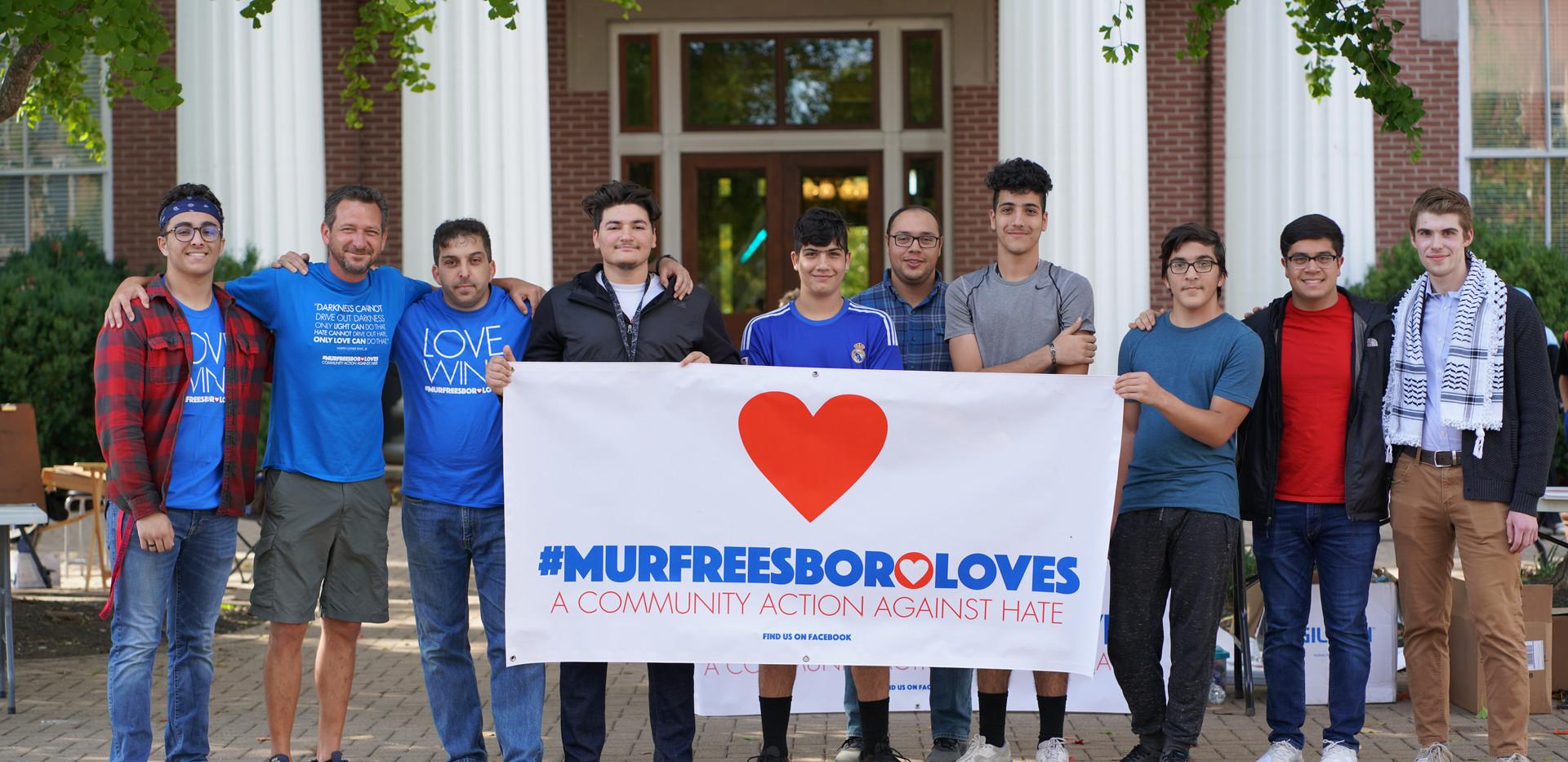 Murfreesboro Muslim Youth MurfreesboroLo