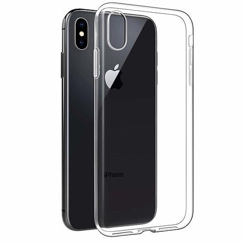 iPhone XS Max - Silikone cover (klar)