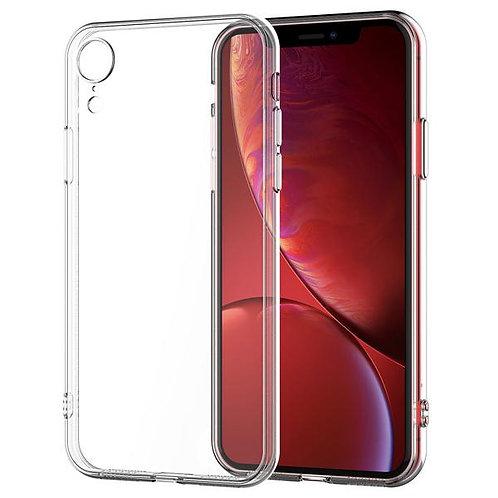 iPhone XR - Silikone cover (klar)