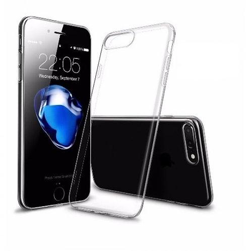iPhone 7 Plus / 8 Plus - Silikone cover (klar)