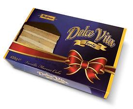 Dolce Vita cake with vanilla filling  45