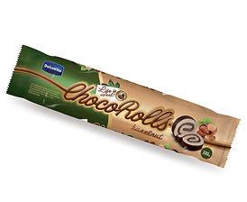 Dolce Vita Choco Swiss Roll Hazelnut 300