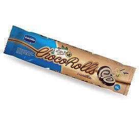 Dolce Vita Choco Swiss Roll Vanilla 300