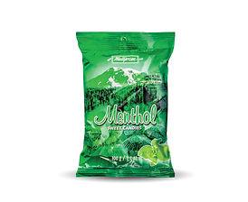 Multiprom Green menthol candies 100 gr.j