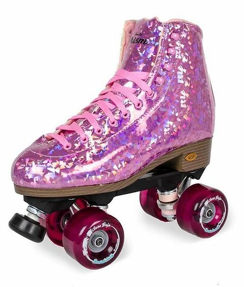 NEW Sure Grip PINK PRISM PLUS Roller Skates