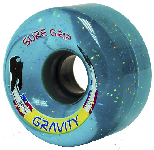 Sure-Grip 'GRAVITY' GLITTER OUTDOOR WHEEL