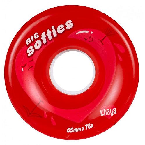 CHAYA BIG SOFTIE'S WHEELS - RED