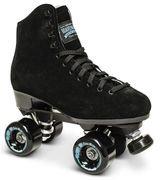 Sure-Grip Boardwalk Outdoor Roller Skates - BLACK