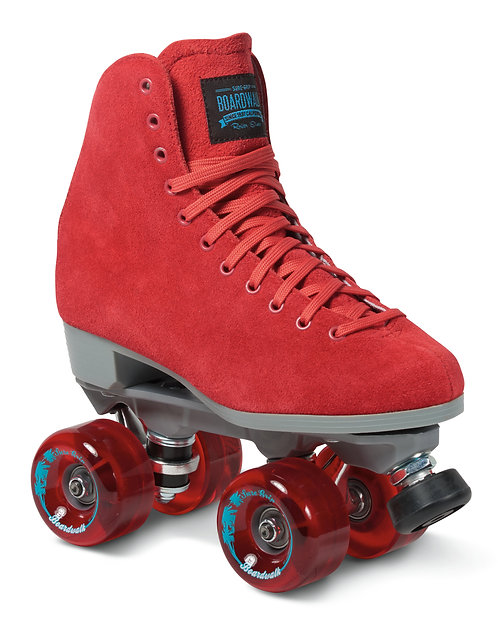 Sure-Grip 'Boardwalk' Outdoor Roller Skates - Nylon Plate
