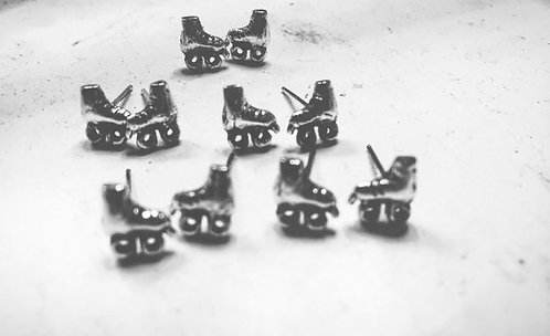 ROLLER SKATE STUD EARRINGS
