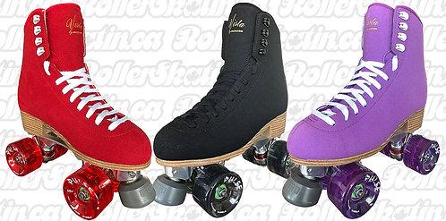 Vista FALCON Alloy Roller skates - BLACK