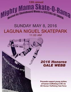 Mighty Mama Skate O Rama Event 2016