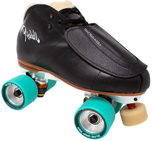 Riedell 965 Minx Plus Speed Skate/ Derby Package