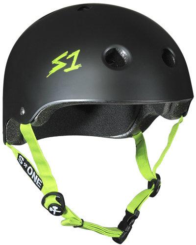S1 Lifer Helmet w/ Colored Straps