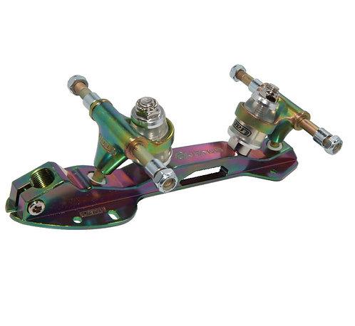 CRAZY Skates VENUS Aluminum Plates