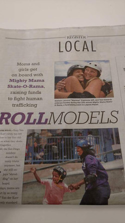Surf City Skates in the local news