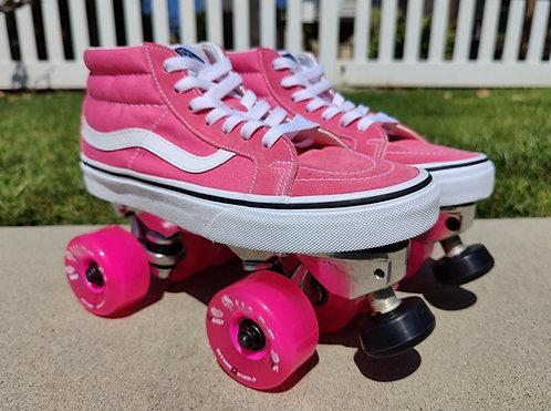 Custom Vans Roller Skates - Sk8-Mid