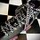 "Thumbnail: Checkerboard 90"" laces"