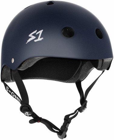 S1 MEGA Lifer Helmet -NAVY MATTE