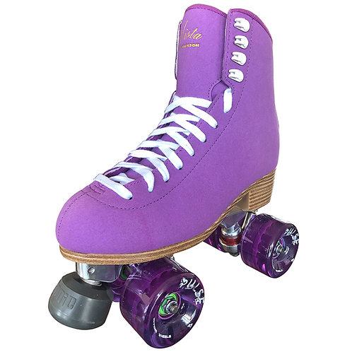 VISTA FALCON Alloy Roller skates - PURPLE