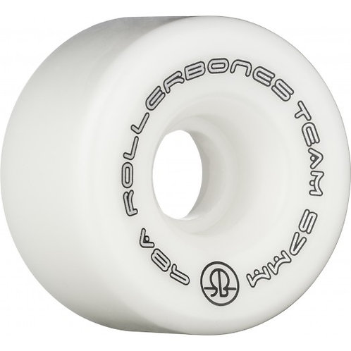 Rollerbones Team Logo 57mm x 98A 8pk