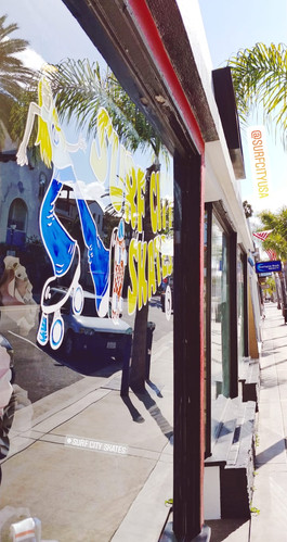 Surf City Skates Main Street Huntington Beach, CA