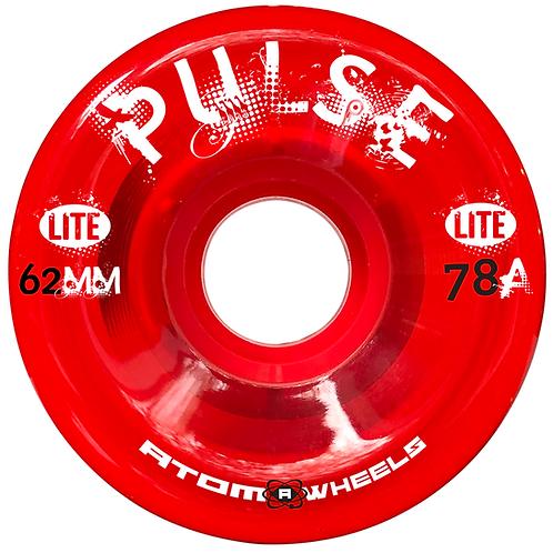 ATOM 'PULSE' LITE- OUTDOOR WHEELS - 4 PACK
