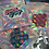 Thumbnail: BLING TINGS 8MM COLORFUL AXLE NUTS