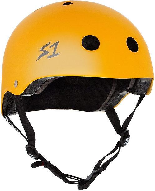 S1 Lifer Helmet - YELLOW MATTE