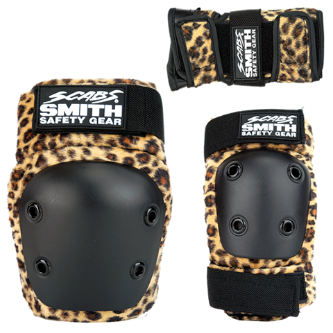 SMITH SCABS LEOPARD - YOUTH 3 SET PACK