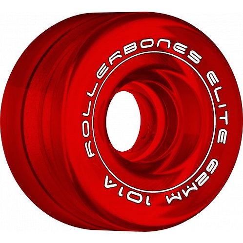 Rollerbones Art Elite Competition Wheels 62mm 101A 8pk