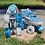 Thumbnail: Custom Vans - Junior with Light Up Wheels