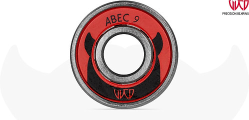 WICKED ABEC 9 FREESPIN BEARINGS