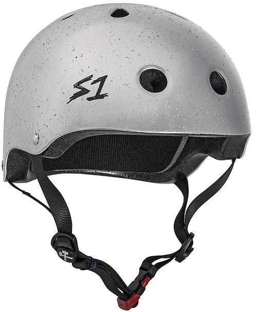 S1 Mini Lifer Helmet - Glitter
