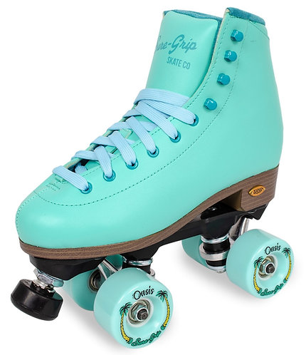 "NEW Sure Grip ""Blue Dream"" Roller Skates"