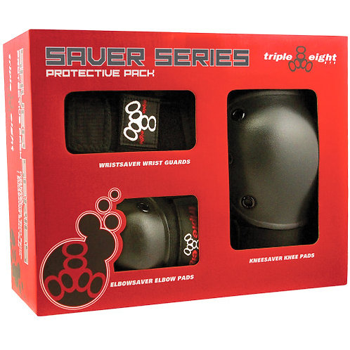 Triple 8 - SAVER SERIES 3-PACK BOX