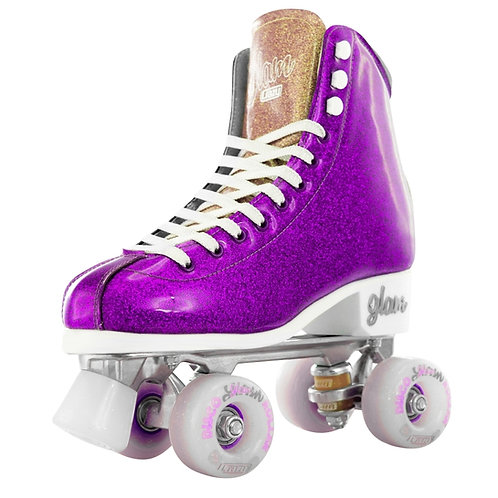 CRAZY SKATE CO. - DISCO GLAM IN PINK, TEAL OR PURPLE