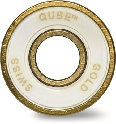 Sure Grip QUBE Swiss Gold Bearings