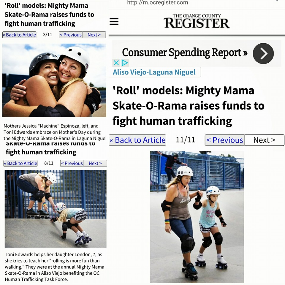 Surf City Skates Roller Girls news